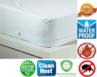 Kyпить Dust FREE Allergy Relief Waterproof Zippered Mattress Cover /Protector ALL SIZES на еВаy.соm