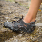 Внешний вид -  Men's Amphibious Athletic Hiking Swimming Water Shoe Aqua Sneaker