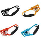 Heavy Duty   Outdoor Climbing Right/left Hand Ascender For 8-13mm Rope