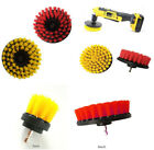 Useful Drill Brush Power Scrubber Cleaning Floor Tile Car Grout Tub Cleaner