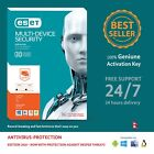 Multi Device of ESET 2018,1 / 3 /5 PCs for 1 Year- License in eBay Message