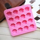 Silicone Mould Mold Chocolate Candy Gummy Maker Ice Jelly Tray DIY Tool