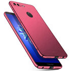 For Huawei Honor 10 9 8 Lite 7X 6A Shockproof Hard PC Slim Sandstone Case Cover