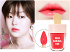 Korean Ice Cream Shaped Matte Liquid Lip Gloss Cosmetics Makeup Long Lasting @