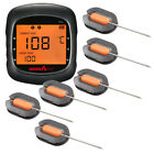 SmokeMax PRO6 - 6 Channel Bluetooth BBQ App Funk Grillthermometer