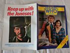 Dr/Doctor Who Magazines 1983-2002 & specials. Unlimited issues for £2.50 postage