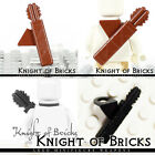 LEGO Minifigure Brown Black Arrow Quiver Weapon Utensil Ninjago Knight Bow Neck