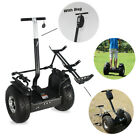 2 Wheel 19in. Off Road Electric Self Balance Golf Cart Vehicle With Remote + Bag
