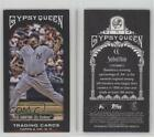 2011 Topps Gypsy Queen Mini Black Border CC Sabathia #71