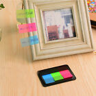 Sticker Bookmark Marker Memo Flags Index Pad Tab Sticky Notes
