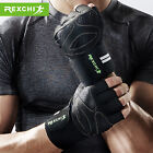 Wrist Wrap Support Gym Gloves For Weight Lifting/Sports/Training/Workout/Fitness