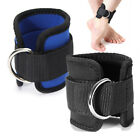 BB02 Ankle Strap D-ring Thigh Leg Pulley Gym Weight Lift Cable Attachment Nic YT