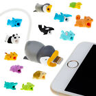 Animal Bites Cable Protector Accessory for iPhone Smartphone Charger Cord 12