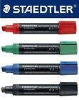 Staedtler Lumocolor Permanent Chunky Marker Pens 388, SINGLES OR PACKS OF 5