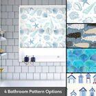 Bathroom Roller Blinds -  Made To Measure Nautical Themed Blinds In 8 Designs