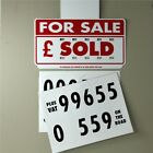 Car/Vehicle For Sale Visor Signs by The Magnet Shop®