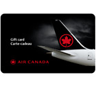 Air Canada Gift Card $50 $100 or $200 - Email Delivery <br/> CA Only. May take 4 hours for verification to deliver.