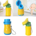 Creative Portable Kids Potty Urinal Emergency Toilet for Camping Car Travel image
