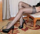 Внешний вид - 100% Nylon 10 Denier Sheer Shiny Reinforced Toe Nude Heel Stockings