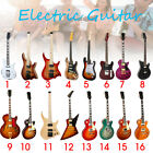 16 Types Top Quality Custom Acoustic Electric Guitars EXPRES