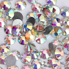ND_ EG_ 1440/144/288pcs AB DIY Flatback Rhinestones for Nail Art Phone Case De