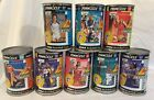 WNBA 1997 Pinnacle Inside Card Cans, Empty, Bottoms opened - Your Choice