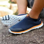 Mens Summer Outdoor Walking Water Shoes Sneakers Non Slip Hiking Beach Shoes