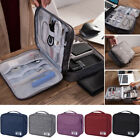 Внешний вид - Electronics Accessories Organizer Travel Storage Hand Bag Cable USB Drive Case