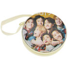 Kpop BTS GOT7 TWICE WANNA ONE Printed Coin Purse Women Girl Earphone Cable Case