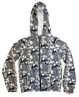 Hunter for Target Boys XL (16) Camo Performance Hooded Jacket - Gray Hoodie-NWT