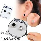 Magnetic Health Care Earring Weight Loss Earrings Slimming Stud Earring jzus