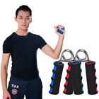 Wrist Fitness Foam Hand Arm Exercise Grippers Grip Forearm Heavy Strength Grips image