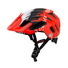 7iDP M2 Mountain Bike Bicycling Helmet : Tactical Red/White/Black
