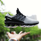 Men Spring Big Size Running Shoe Anti Slip Breathable Light Outdoor Casual Shoes