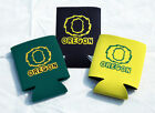 Printed Beer and Soda Can Cozie Cooler Insulator - University of Oregon Ducks
