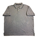 George Short Sleeve Collar  Stretch Pique Polo Shirt Big Mens CHOOSE SIZE