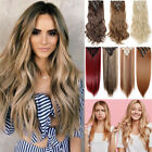 Real Thick Clip In On Hair Extensions 18 Clips 100% Real As