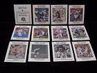 1989 Seattle Seahawks NFL Franchise Cards ....... Pick from the drop down menu