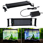 28-116CM Aquarium Fish Tank LED Lighting Fresh Marine Plant Aqua Lamp