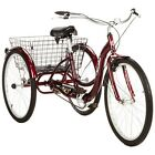 26* Schwinn Meridian Adult Tricycle, Adult Fun Safe Smooth Riding Adjustable