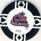 Columbus Blue Jackets NHL Hockey Poker Chips (Pre 2007) Various Colours $1.0 CAD on eBay