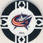 Columbus Blue Jackets NHL Hockey Poker Chips Card Guar(Post 2007) Various Colour $1.0 CAD on eBay