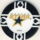 Dallas Stars NHL Hockey Poker Chips Card Guards Various Colours $1.0 CAD on eBay