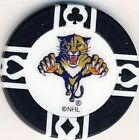 Florida Panthers NHL Hockey Poker Chips Card Guards Various Colours $1.0 CAD on eBay