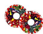 Wheelchair Spoke Guards Graphics Stickers Decals SUPER HERO'S