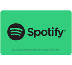 Spotify Gift Card $10, $30, or $60 - Email Delivery <br/> CA Only. May take 4 hours for verification to deliver.