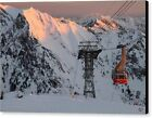 Sunrise Tram, Snowbird Ski - Professional Photograph, Decor, Print, Canvas photo