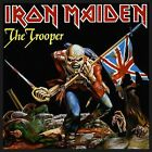 IRON MAIDEN Logo Fear The Dark Book of Souls Trooper Killers Eddie: Sew On Patch