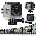 Full HD Sports Action Camera Waterproof Diving DVR Camcorder Helmet Go Pro Cams