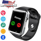 Android Smart Watch Bluetooth Phone SIM Card Slot for Women Men Sport Car